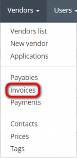 Vendors invoices menu.png